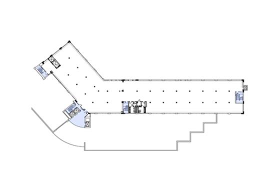 5th Floor plan